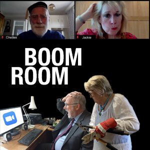 Promotional picture for Boom Room