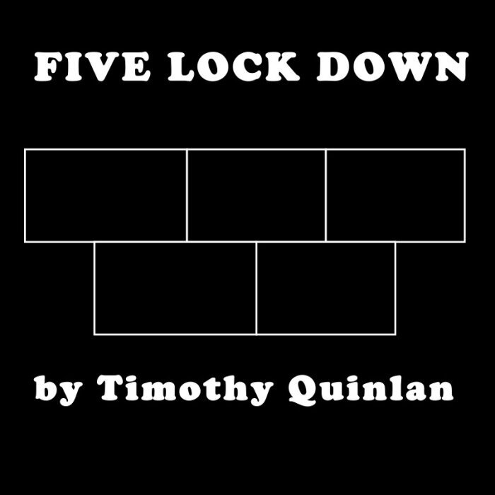 Promotional picture for Five Lock Down