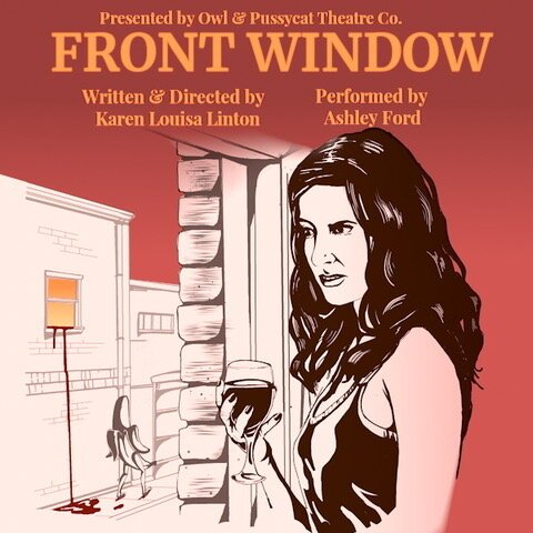 Promotional picture for Front Window