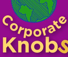 Promotional picture for The Corporate Knobs